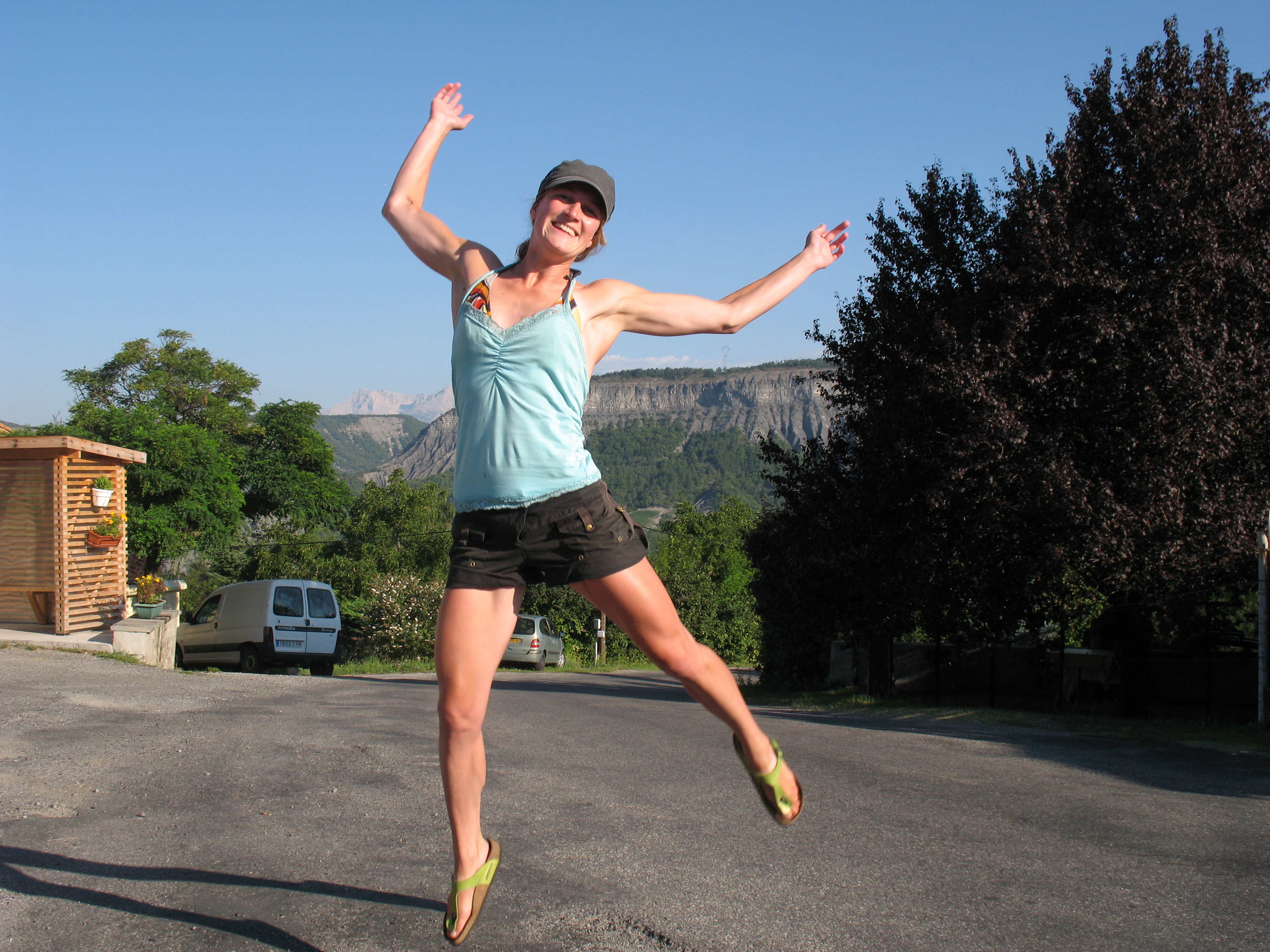biking_to_France_Mediterrenean_sea