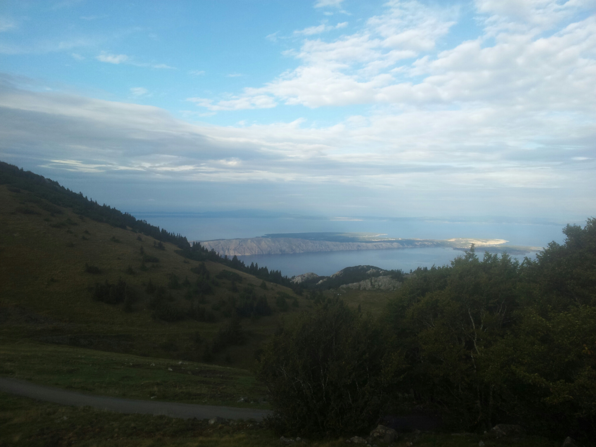 Zavižan-view-on-the-sea