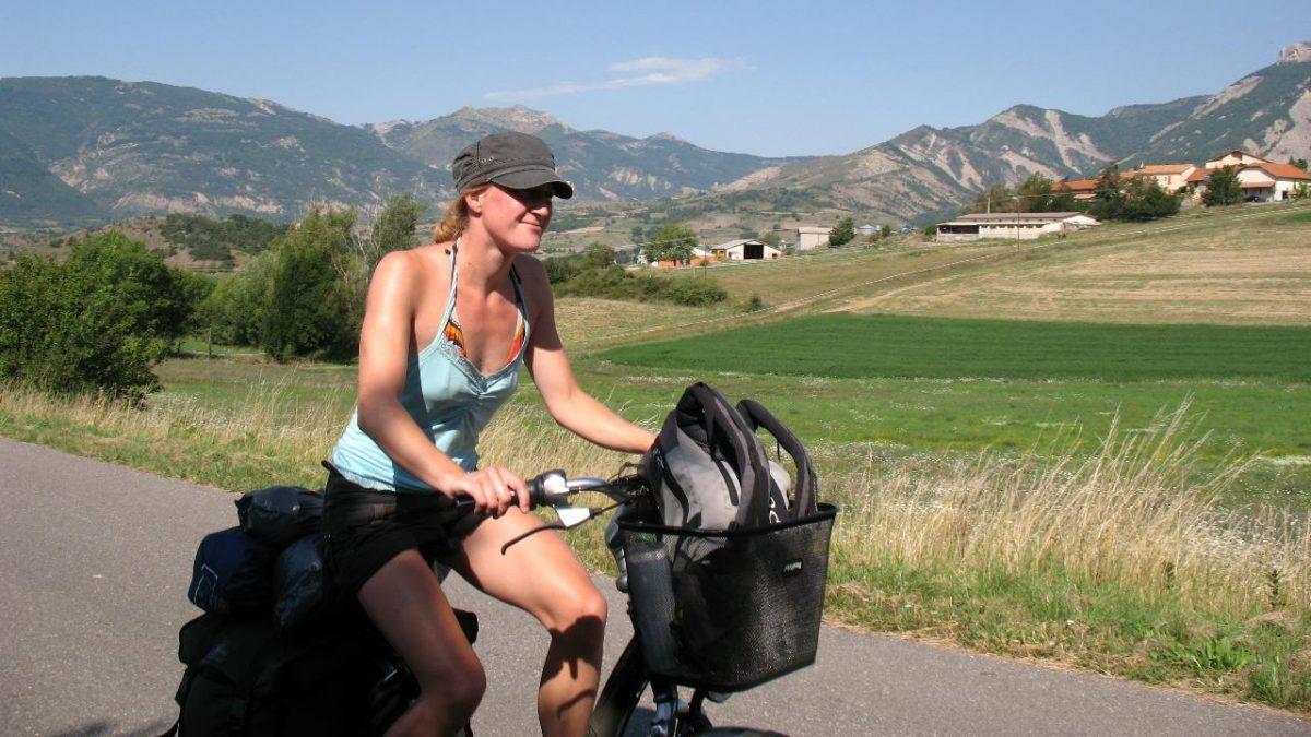 BLOG | Cycling green route Mediterranean sea