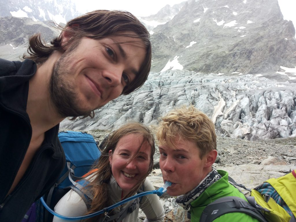 Glacier Blanche, Ecrins