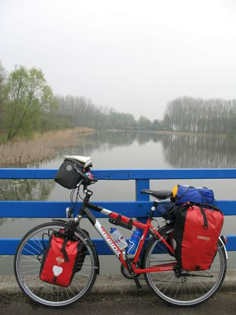 GREY BIESBOSCH   Biking to the Black Sea and Back Home