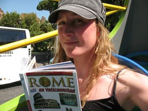 ROME   Biking to the Black Sea and Back Home
