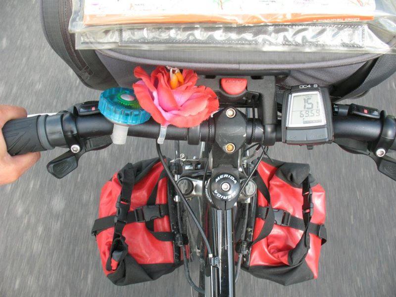 Black Sea biking Adventure Cheerful and Strong Mood