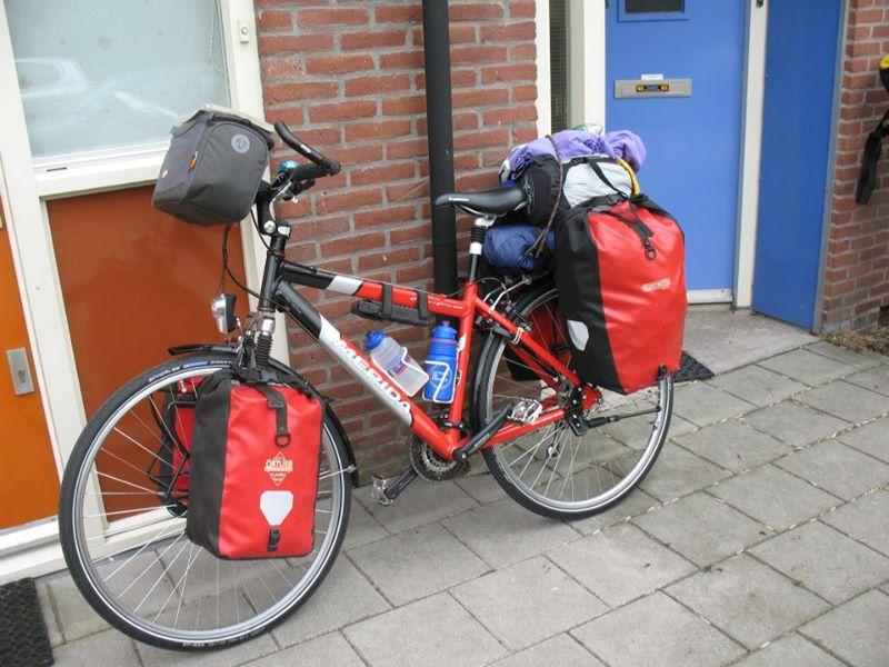Ready to GO - bike across Europe Adventure