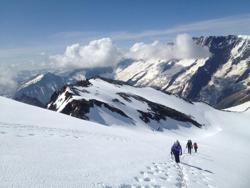 Sustenhorn_Switserland_Alps_Mountaineering