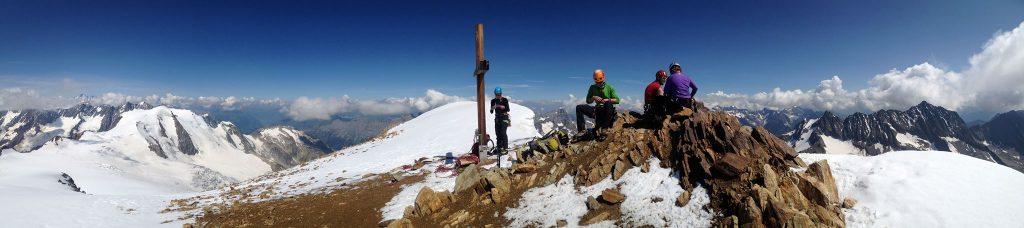 Op de top, Sustenhorn