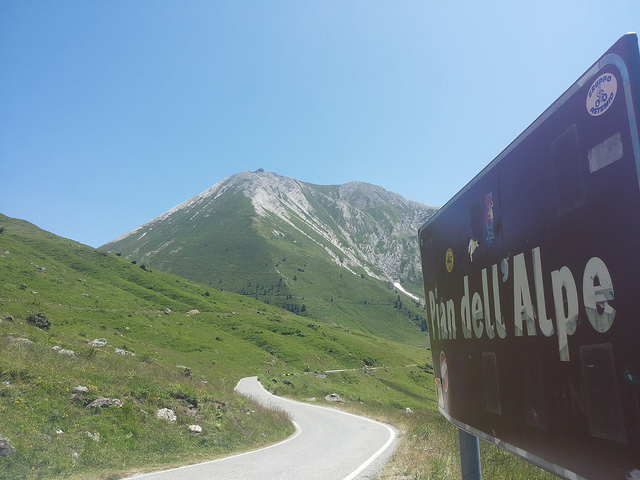CYCLING the ALPS | Plan dell Alpe, Italy