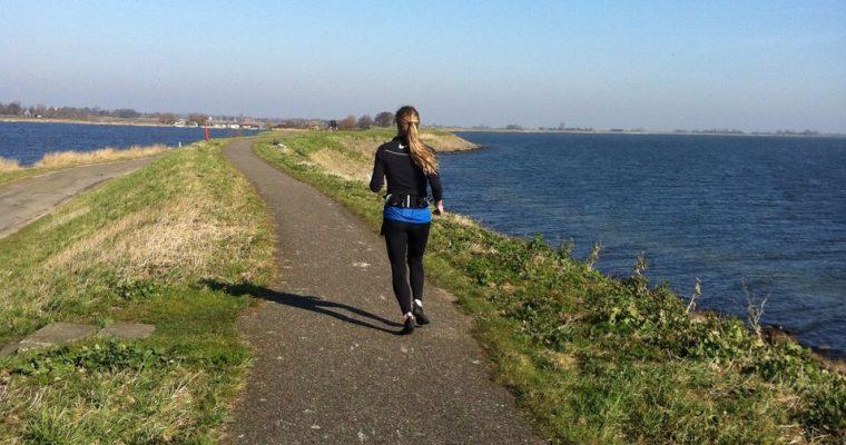 Trainen op de dijk | Van marathon naar burn-out