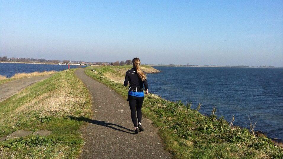 BLOG | From marathon to burn-out | Trainen op de dijk | Van marathon naar burn-out