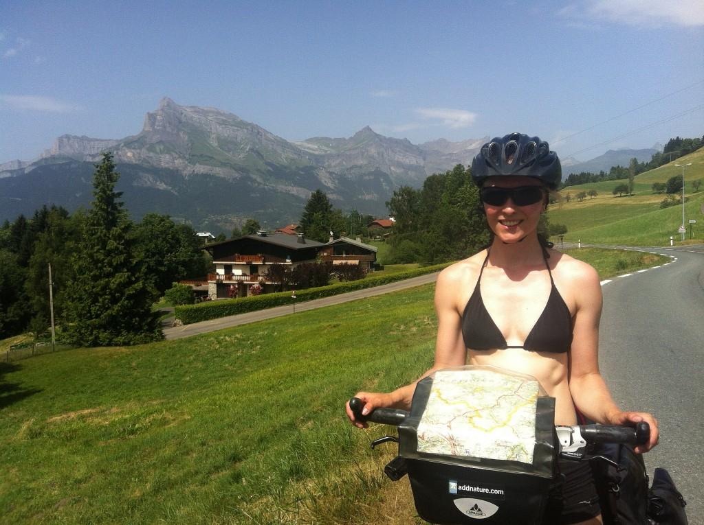 How to navigat on a biking trip across Europe