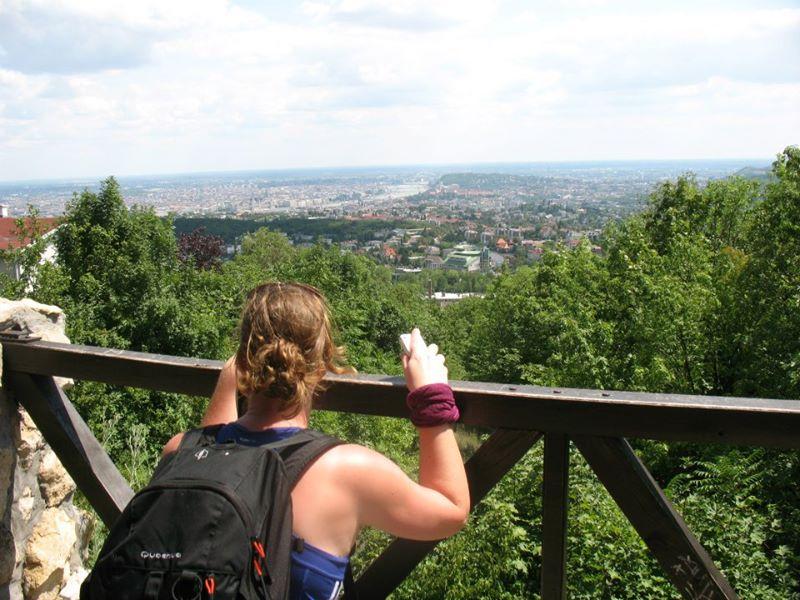 Budapest Citytrip, escape into the hills