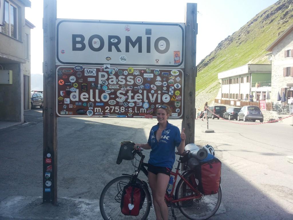 BORMIO | CYCLING the ALPS | Passo dello Stelvio