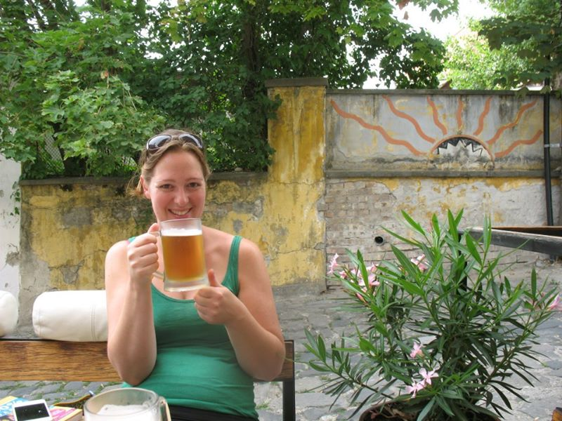 Cheers on the Budapest Citytrip