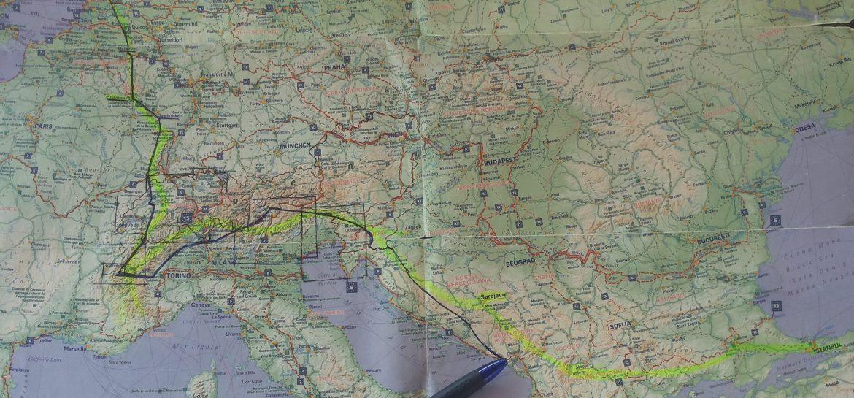 BLOG | Biking from Amsterdam to the Balkans