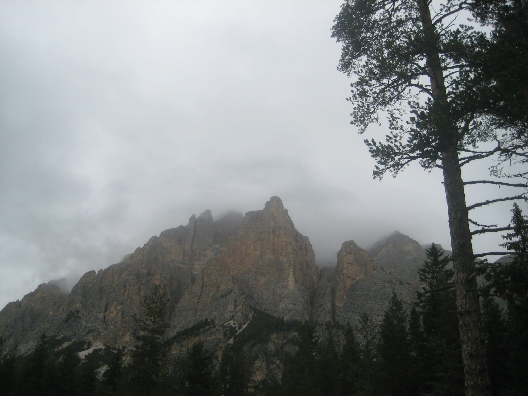 Almighty Nature, Alta Via Dolomiti