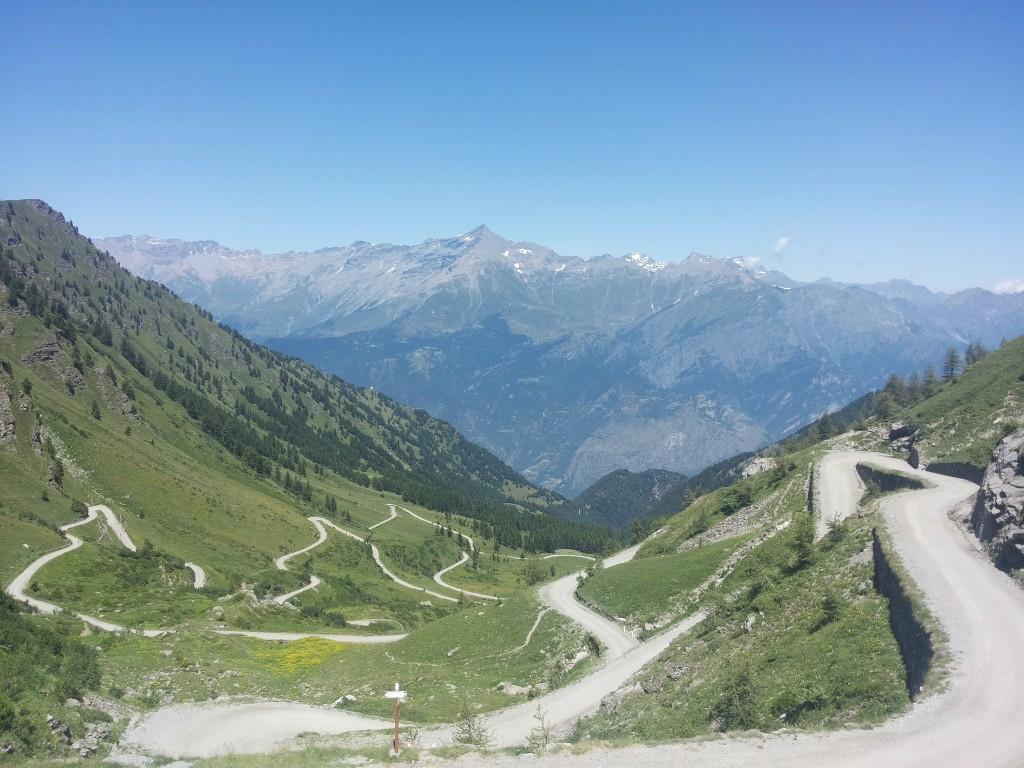 Colle della Finestra, Italy | CYCLING the ALPS