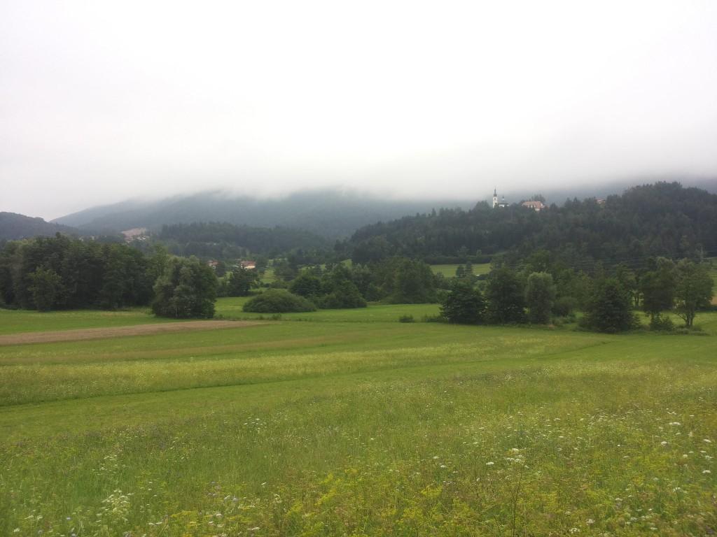 Ribnica Slovenia, Kranjinski park Kolpa, Slovenia