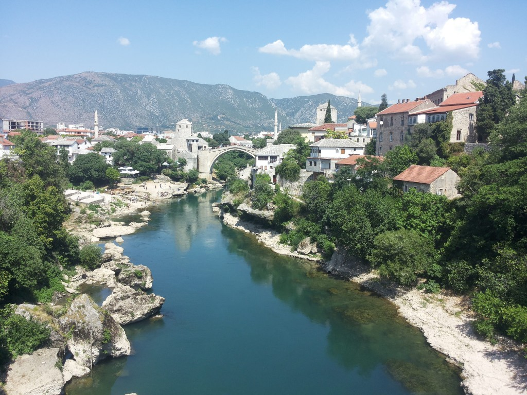 Bosnië Herzegovina - Mostar