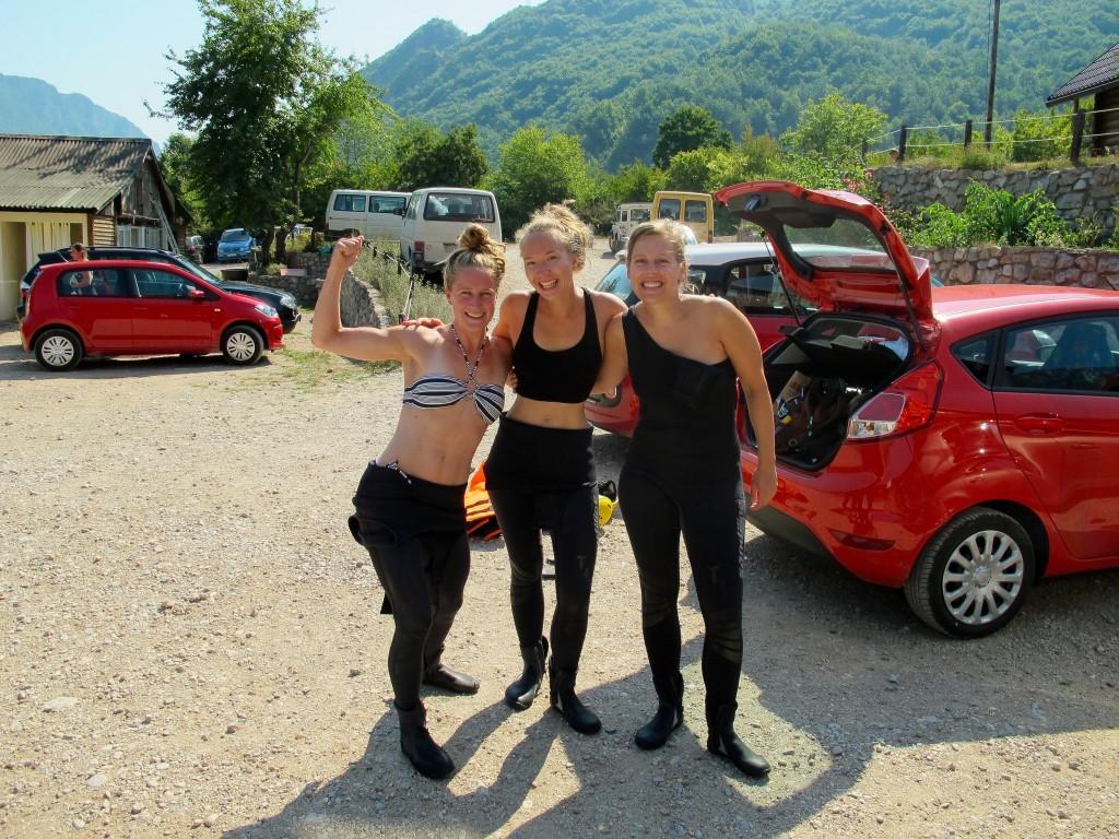 Balkan mini roadtrip | RAFTEN