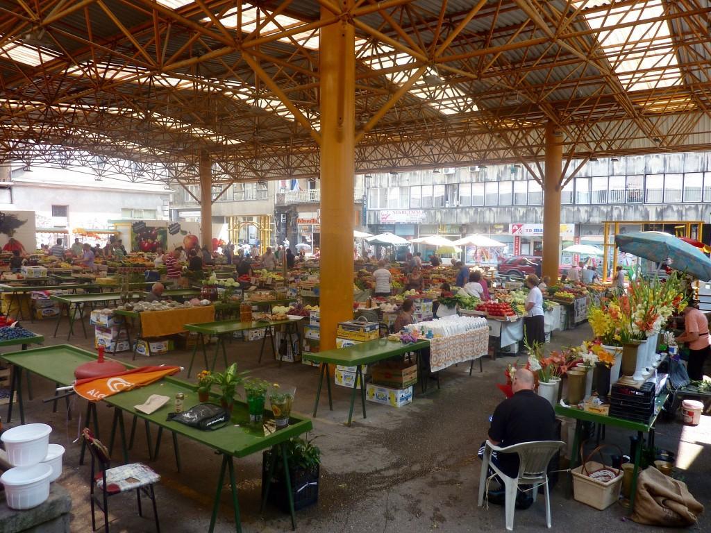 sightseeing sarajevo | Market