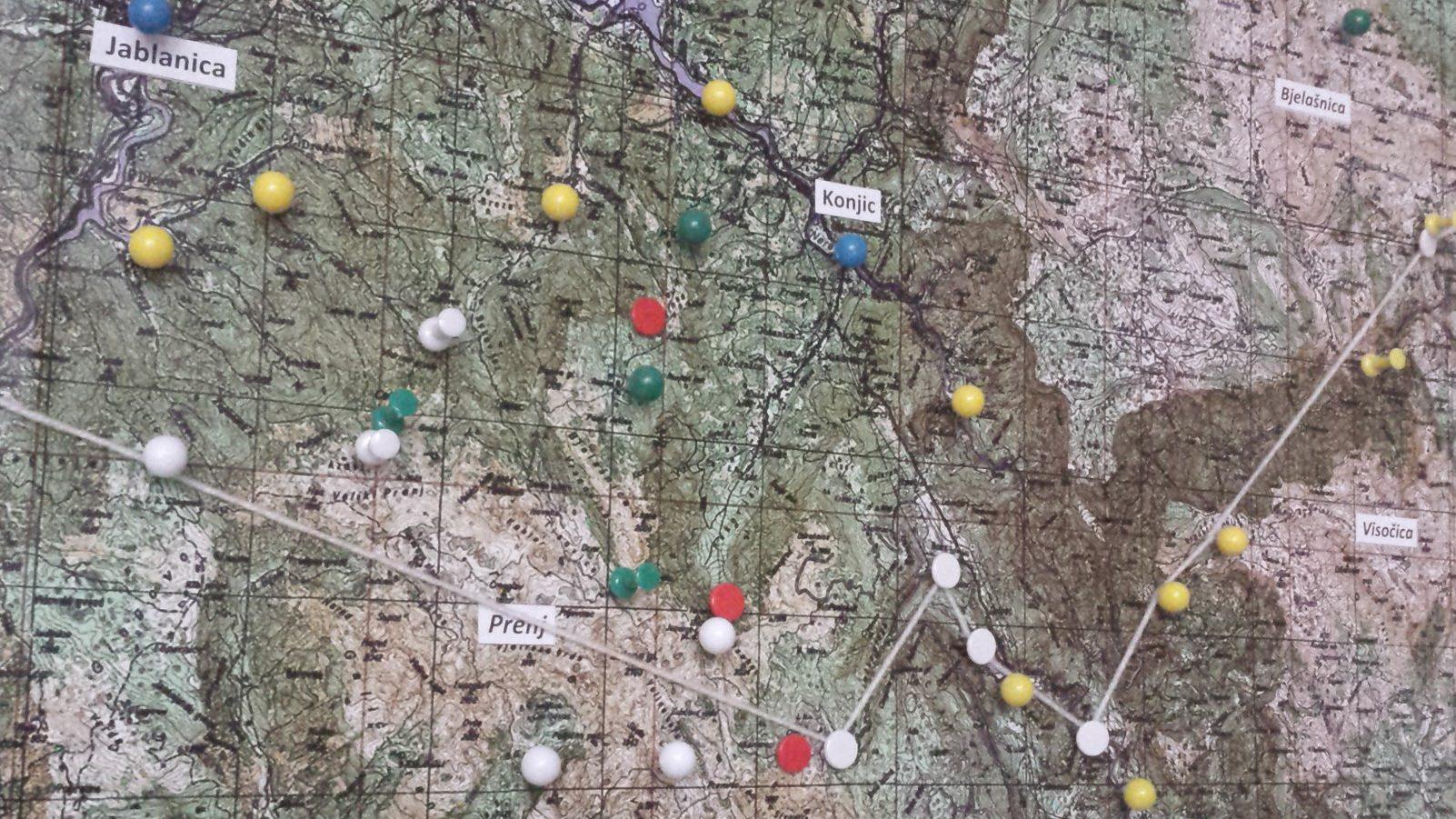 BLOG | Een bezielde trail door de Dinarische Alpen