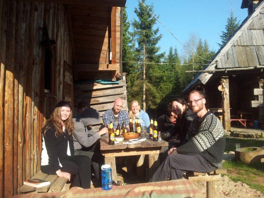 Vukov Konak crew