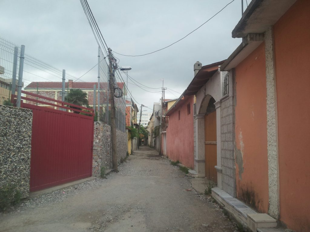Shkodër, stad in Albania