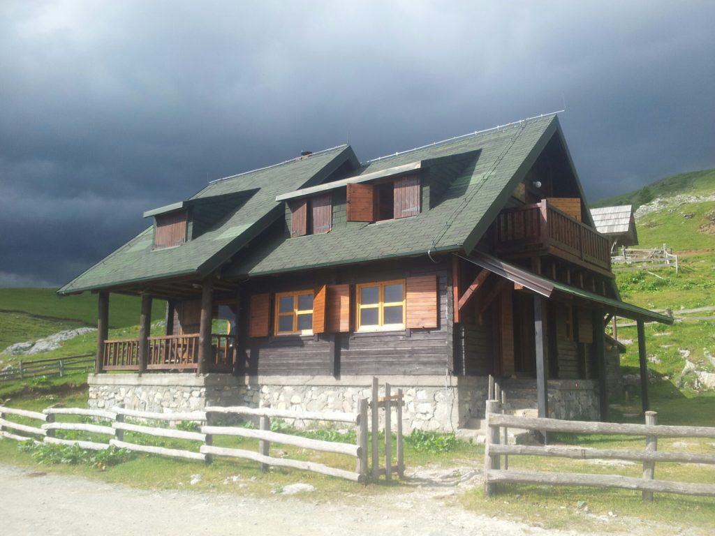 Planinarski Dom Vranjak, Montenegro