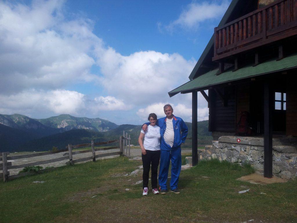 Bjelasica Crna Gora | People on the Via Dinarica