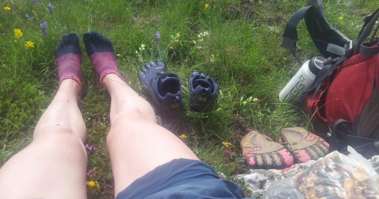 BLOG | Lopen op FiveFingers, het voetenjournaal