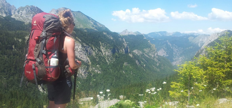 BLOG | Via Dinarica, te voet door de Dinarische Alpen