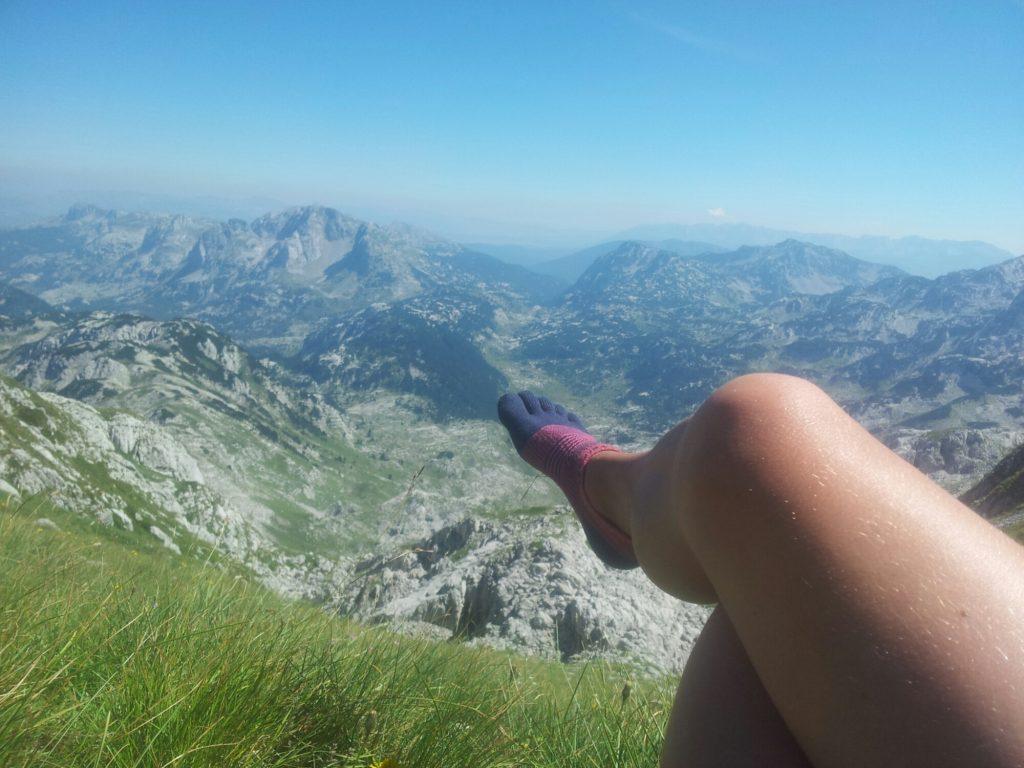 Prenj BiH Via Dinarica White Trail Bosnië en Herzegovina   Waar zijn je schoenen?