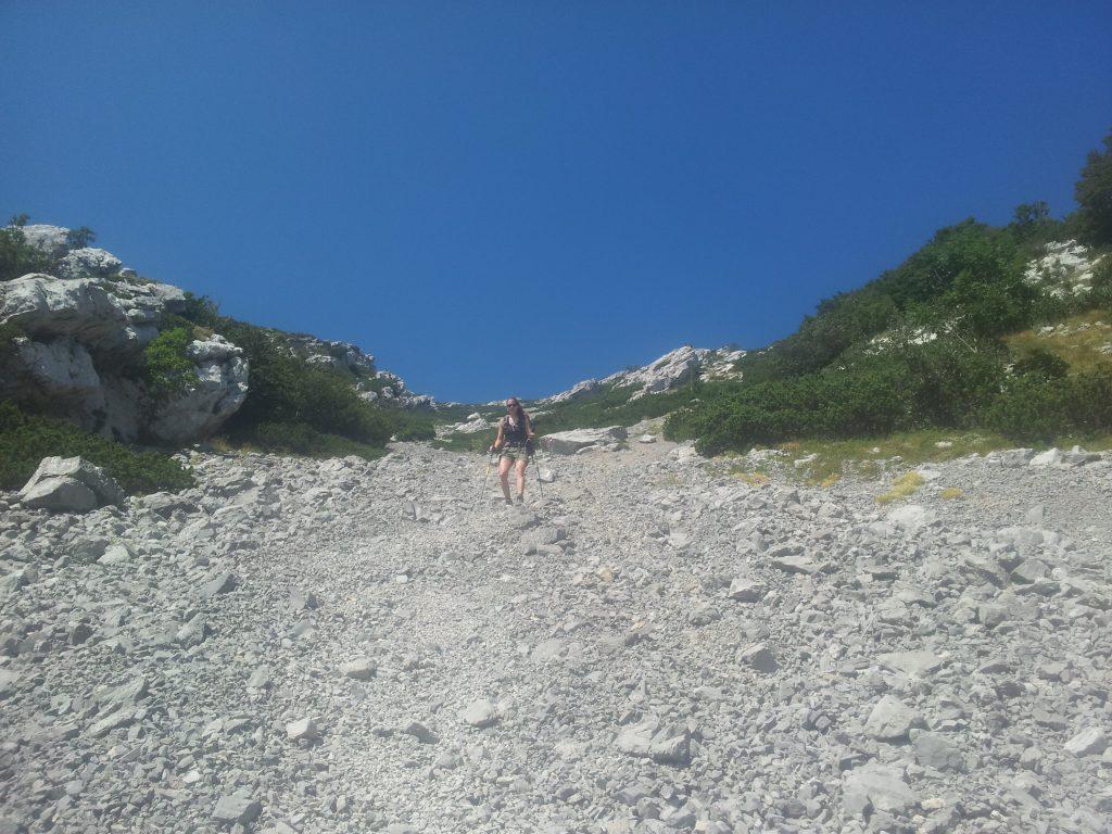 Lipa-staza-Katastrofe-NIET-TE-DOEN-paklenica-np-hiking-via-dinarica-croatia
