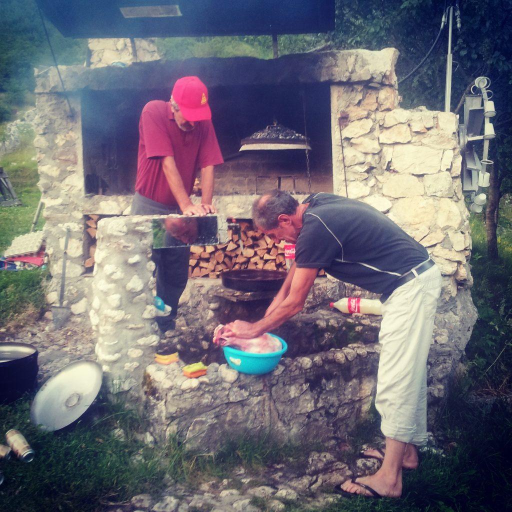 Treskavica household | Via Dinarica White Trail | Bosnia and Herzegovina
