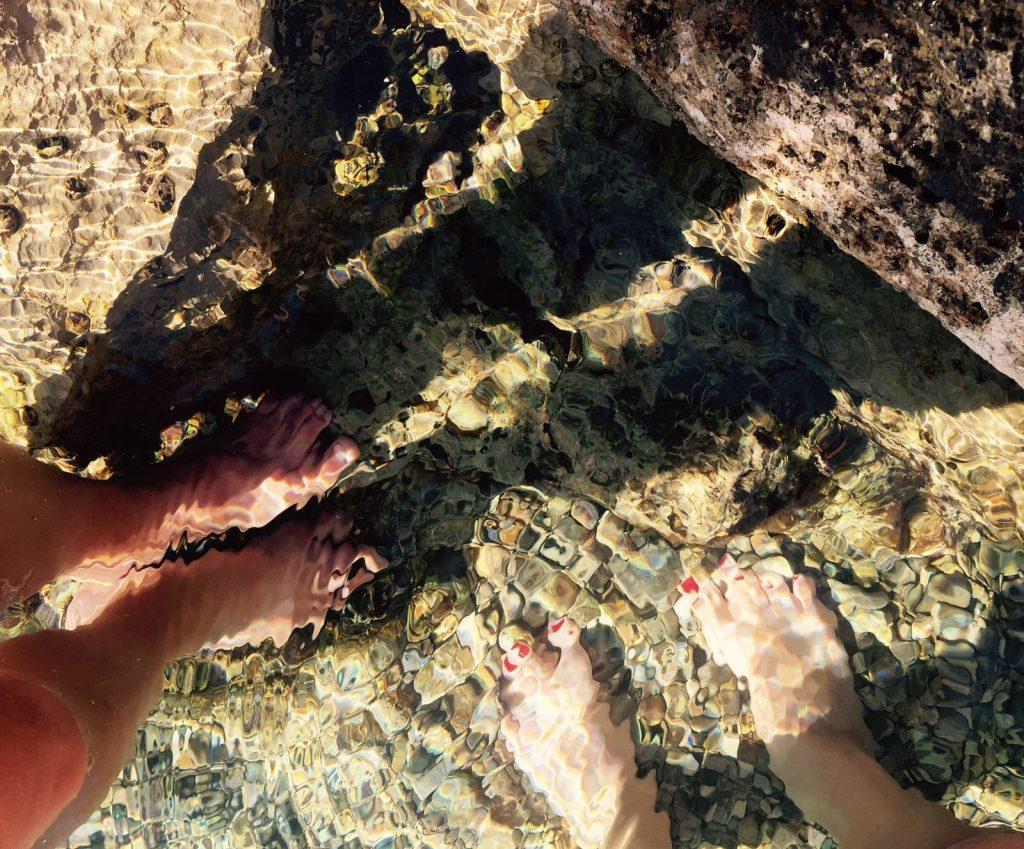 Treat the Feet