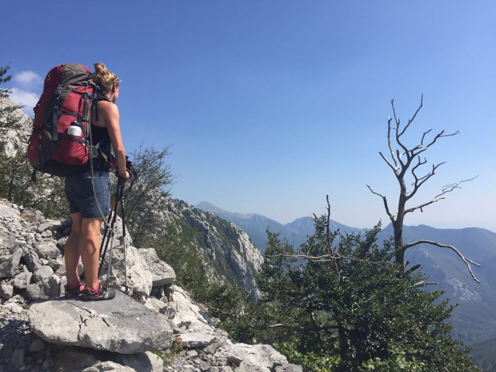 Stop and Stare | Hiking in Paklenica National Park