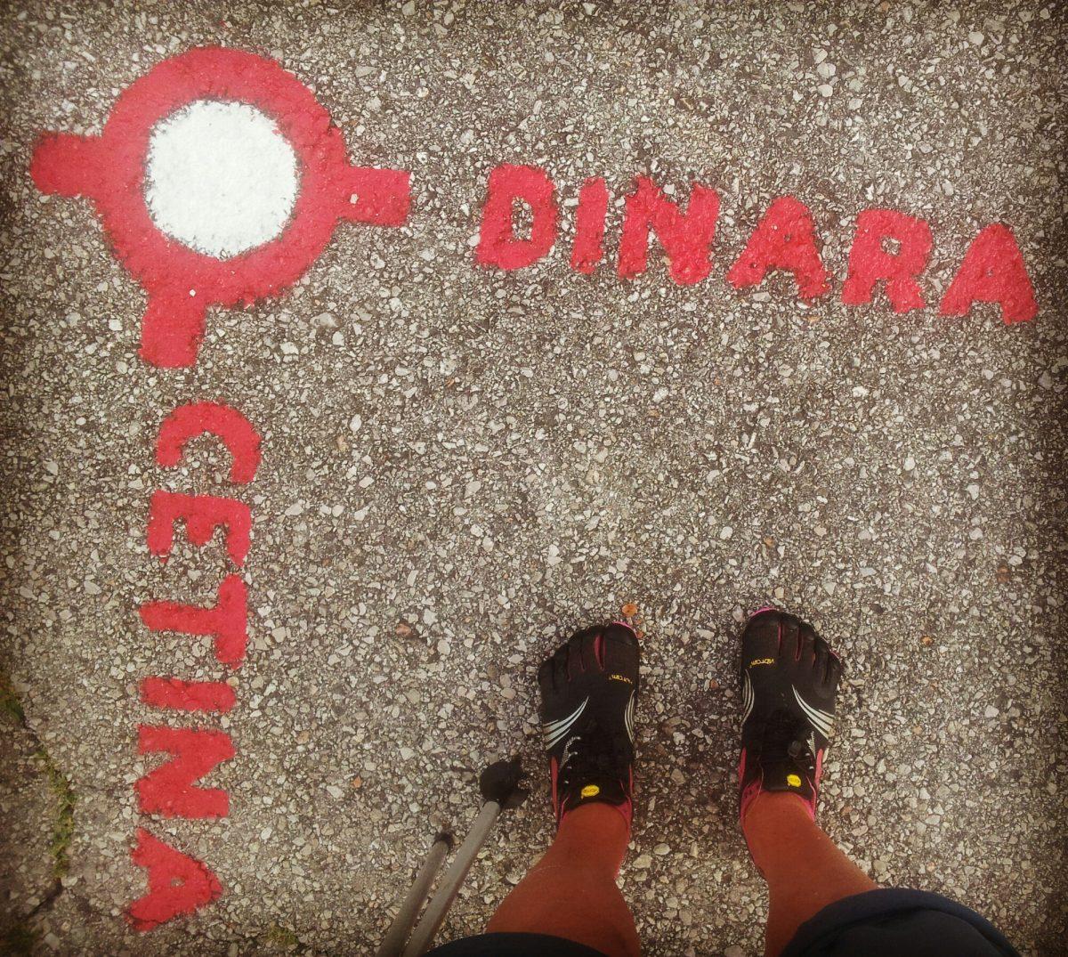 Dinara, to climb or not to climb?