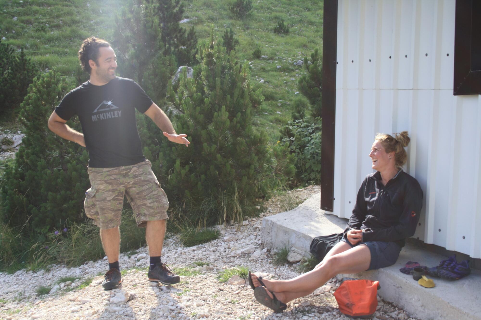Prenj PD Jezerce BiH Via Dinarica White Trail | Waar zijn je schoenen?!