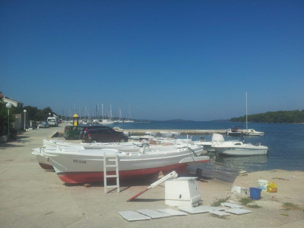 Velirat harbour