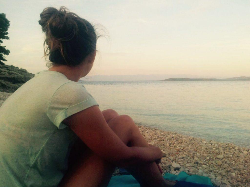 Silent sunset, Dugi Otok