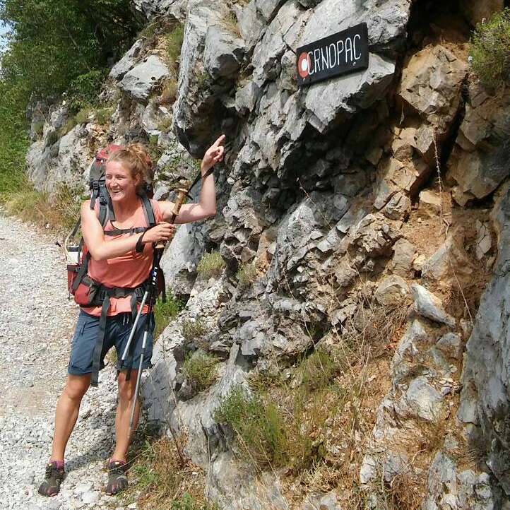 Crnopac, here my Velebit trail starts