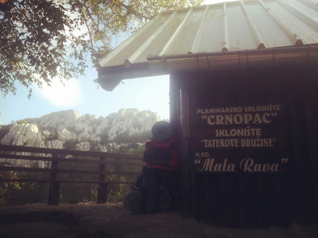 Planinarsko sklonište ˝Crnopac˝