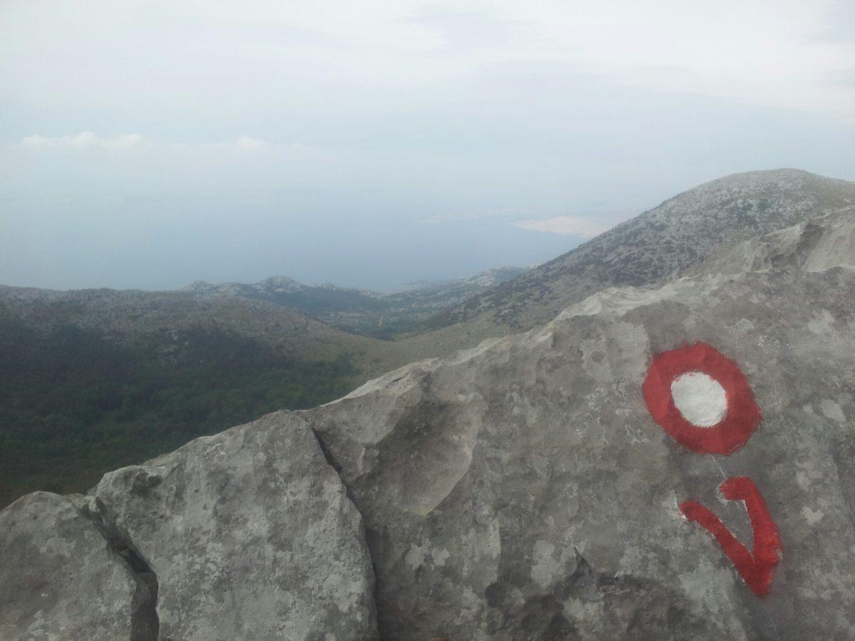 Velebit trail