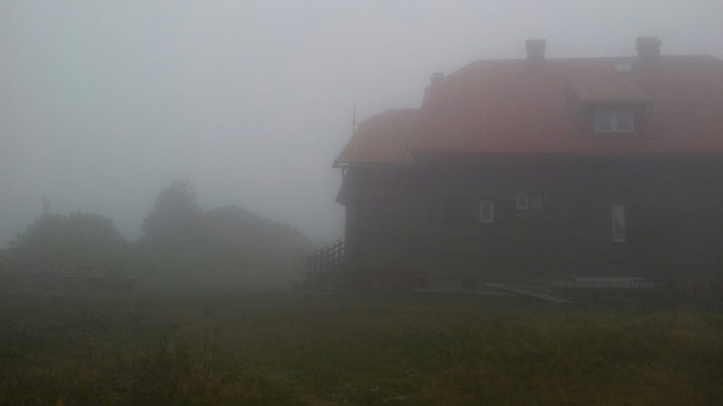 BLOG | Regen in Risnjak?