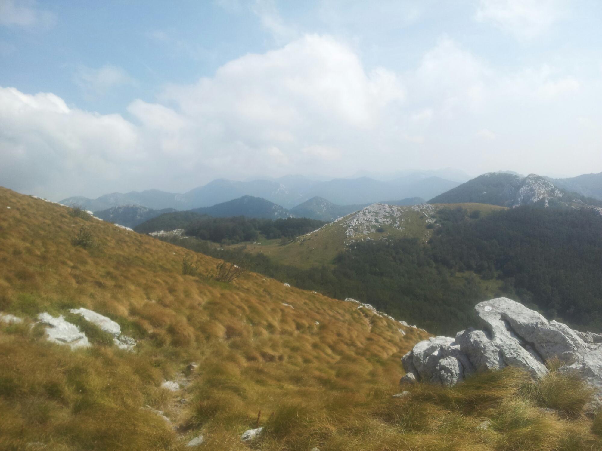 Velebit-trail-hiking-via-dinarica-croatia