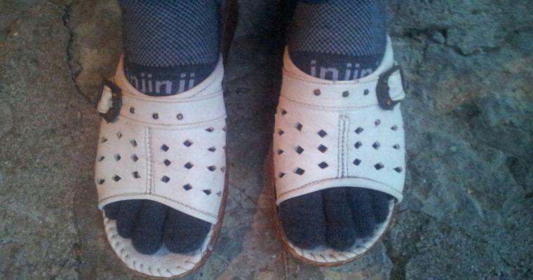 Injinji sokken | Trail-Midweight-Crew