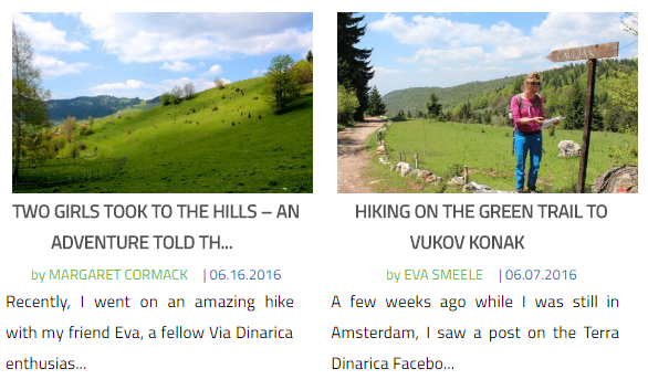 my-articles-on-the-via-dinarica-website