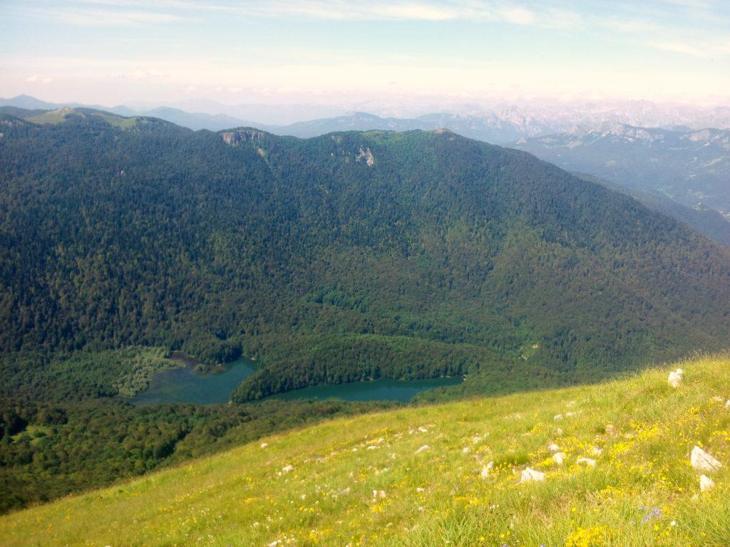 Biogradska Gora NP, Mountains of Montenegro