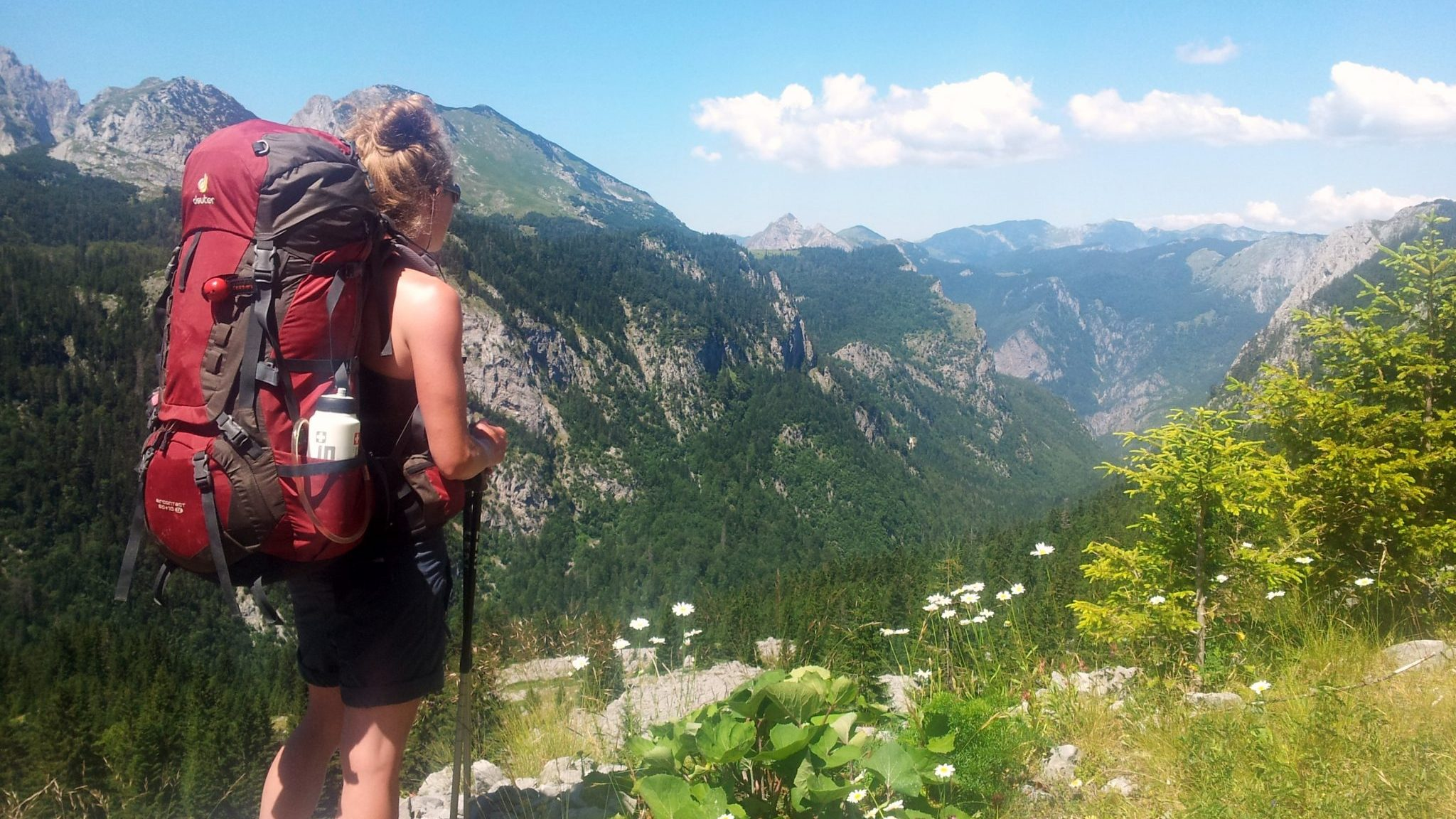 BLOG   Hiking Via Dinarica White Trail 2016