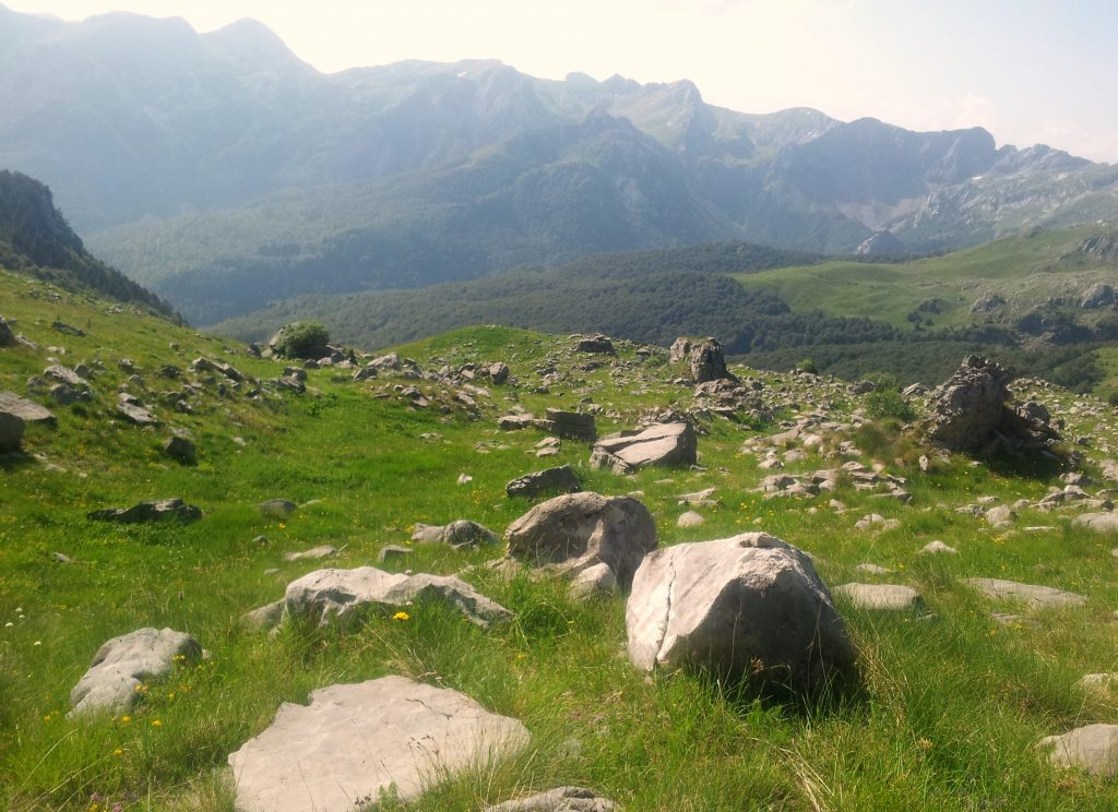 Komovi NP, Mountains of Montenegro